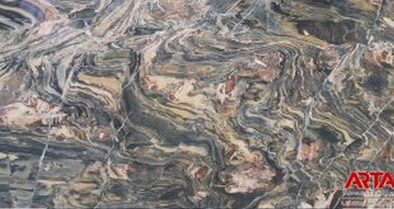 سنگ اسلب مرمریت فیوژن